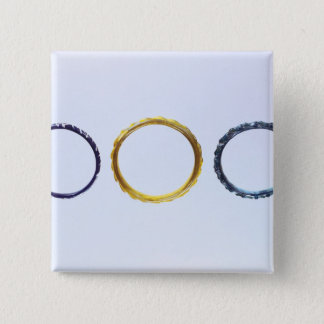 Three bracelets, from Mathay-Mandeure Button