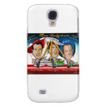 Three Budgeteers from Wisconsin Samsung Galaxy S4 Covers