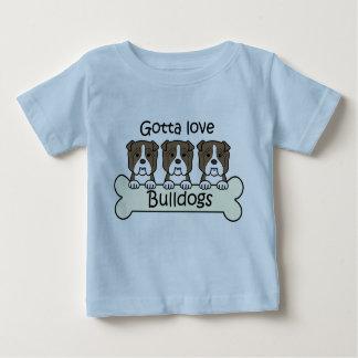 Three Bulldogs T-shirt