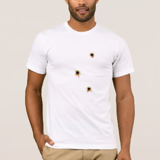Three Bullet Wounds T-Shirt