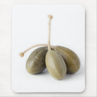 Three Capers Mousepad