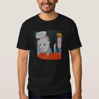 Three Card Monty Black T-Shirt