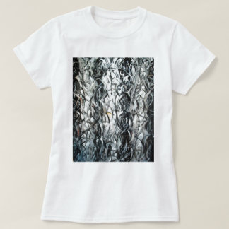 Three Caryatides (abstract expressionism ) T-Shirt
