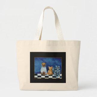 Three Cats Bag