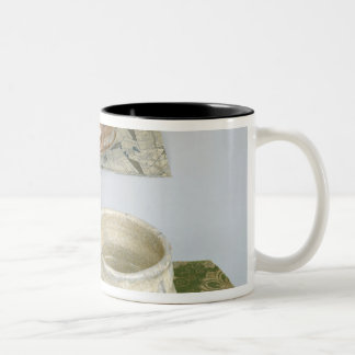 Three chawans used for tea ceremonies, c.1800 Two-Tone coffee mug