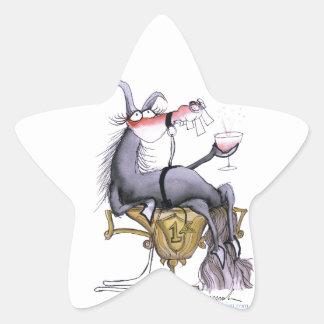 three cheers, tony fernandes star sticker