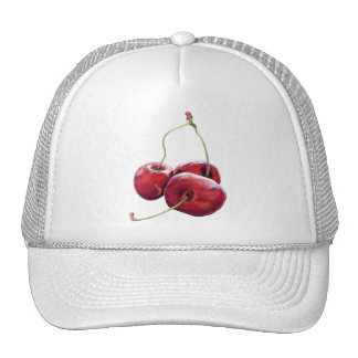 Three Cherries Hat