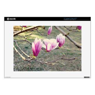 Three Cherry Blossoms Laptop Skins