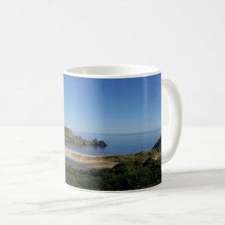 Three Cliffs Bay Coffee Mug