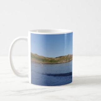 Three Cliffs Shoreline Coffee Mug