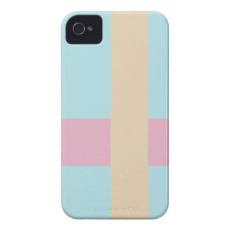 Three Color Palette Combination Complementary  Mix iPhone 4 Case