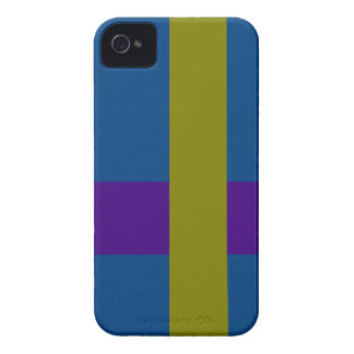 Three Color Palette Combination Complementary  Mix iPhone 4 Case-Mate Case