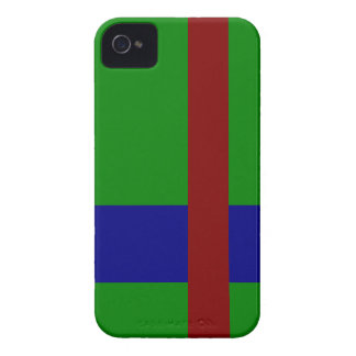 Three Color Palette Combination - Harmonious Mix iPhone 4 Case