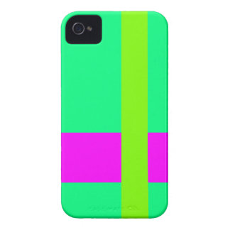 Three Color Palette Combination - Harmonious Mix iPhone 4 Cover