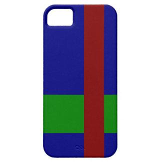 Three Color Palette Combination - Harmonious Mix iPhone SE/5/5s Case
