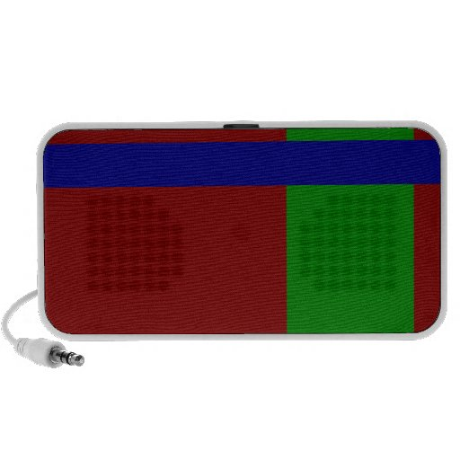 Three Color Palette Combination - Harmonious Mix Speaker