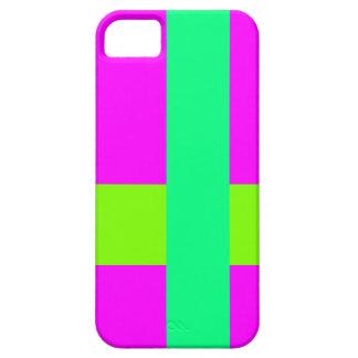 Three Colour Palette Combination - Harmonious Mix iPhone SE/5/5s Case