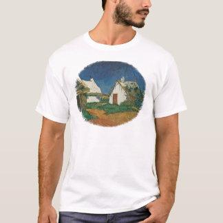 Three Cottages in Saintes-Maries-de-la-Mer T-Shirt
