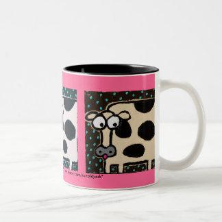 three cows mug