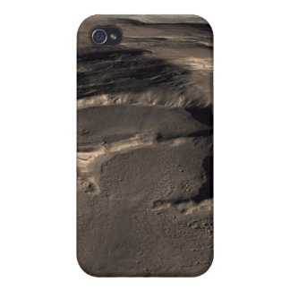 Three craters in the eastern Hellas region of M iPhone 4/4S Cases