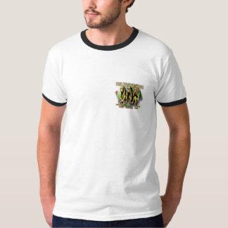 Three creationist monkeys T-shirt