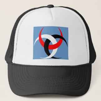Three Crescents of Diane Poitiers Trucker Hat