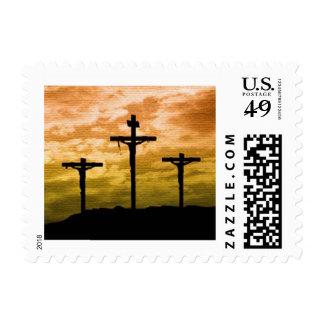 Three Cross Postage