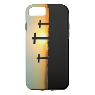 Three crosses iPhone 8/7 case