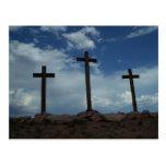 Three Crosses - Sedona, Arizona Postcard photo