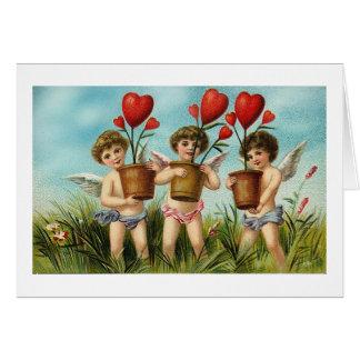 Three Cupids (2) Card