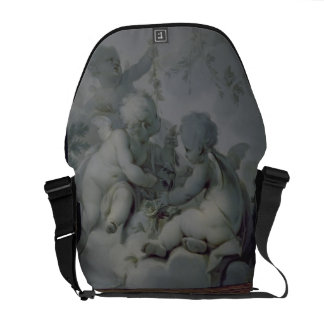 Three Cupids, c.1775 Courier Bag