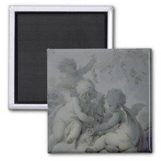 Three Cupids, c.1775 Magnet