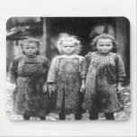 Three Cute Little Girls Vintage South Carolina Mouse Pad