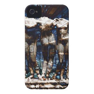 three cyber graces iphone case iPhone 4 Case-Mate case