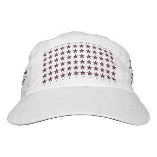 Three-D Patriotic Stars Hat