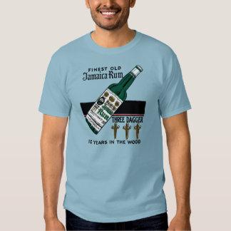 Three Dagger Rum T-Shirt