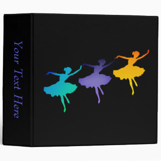 Three Dancers Binder