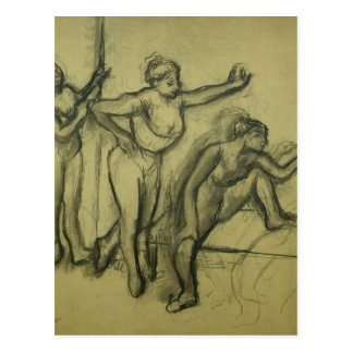 Three Dancers c 1900 Post Cards