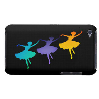 Three Dancers Barely There iPod Cover
