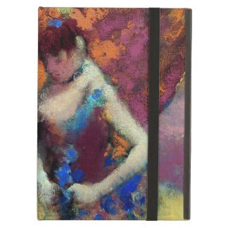 Three Dancers in Yellow Skirts by Degas iPad Air Case