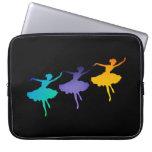 Three Dancers Laptop Sleeves