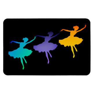 Three Dancers Magnet