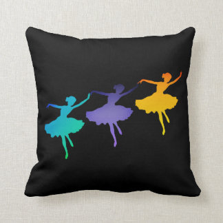 Three Dancers Pillow