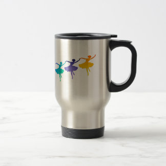 Three Dancers Travel Mug
