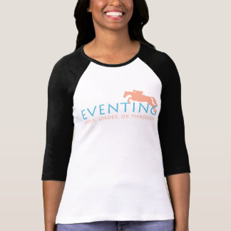 Three Day Eventing Shirt