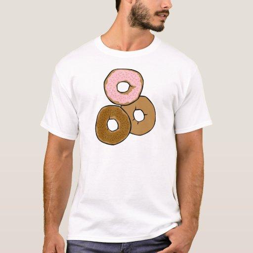 Three Delicious Donuts T-Shirt