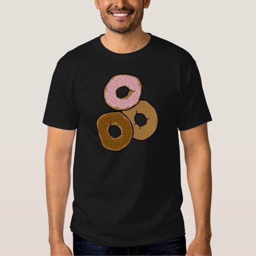 Three Delicious Donuts Tee Shirt