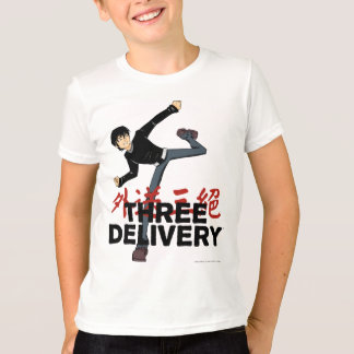 Three Delivery™ Sid T-shirt