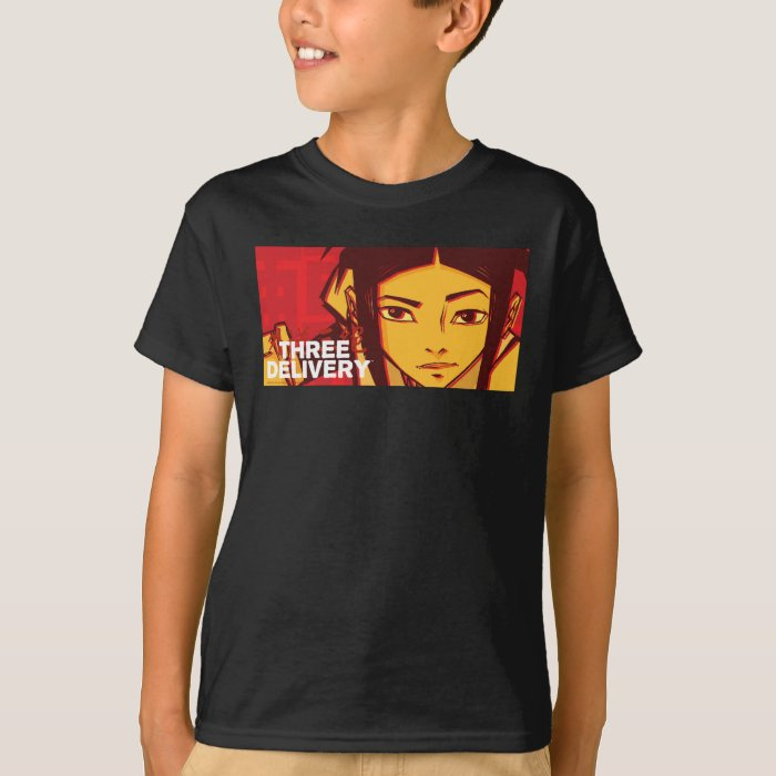 Three Delivery™ Sue T-shirt