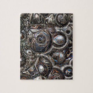 Three Dimensional Reflections Jigsaw Puzzle